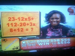 KBC interactive game show fraud